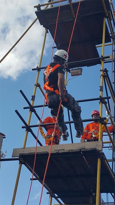 Lazer e trabalho: Centro de treinamento dará dicas de segurança no aniversário da instalação de Porto Velho
