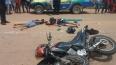 Foragidos colidem em carro durante perseguição em Porto Velho