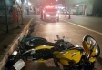 Motociclista é atingido por carro ao avançar sinal vermelho e morre, em Porto Velho; Fotos