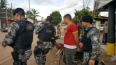 COE prende suspeito armado e com moto roubada