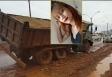 Vídeo: Motorista de caçamba mata adolescente de 15 anos e deixa outra em estado grave