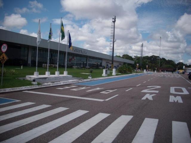 Aeroporto de Porto Velho completa 38 anos sob administração da Infraero