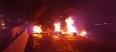 Vídeo: Moradores bloqueiam BR-364 em protesto por morte de adolescente