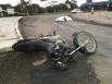 Motociclista morre no trevo da BR-364 após colidir na traseira de caminhão