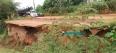 Defesa Civil isola parte da Estrada do Belmont por risco de novos desabamentos