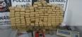 Denarc prende três traficantes e apreende 95 quilos de maconha na Zona Leste