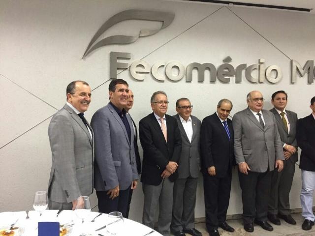 Presidente da Fecomércio convida empresários mineiros para participar da 6ª Rondônia Rural Show