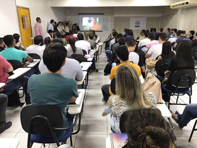 Aula inaugural em Vilhena marca mais um passo de sucesso da Fimca