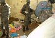 Forças Armadas fazem varredura nos presídios Urso Panda e 470, em Porto Velho