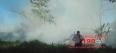 Incêndio atinge Parque das Gemas em Ariquemes