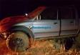 Colisão frontal entre camionete e moto deixa um morto e outro em estado grave