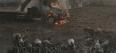 Incêndio em depósito da Sesdec destrói centenas de motos mais uma vez em Porto Velho