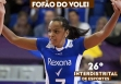 Campeã olímpica Fofão confirma presença na abertura do 26º Interdistrital