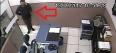 Vídeo: Casal é flagrado furtando notebook de cartório em Porto Velho