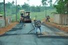 Prefeito entrega 6 km asfalto na Ponta do Abunã e garante mais 1,8 km só para Vista Alegre