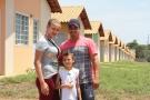 Imóveis do Residencial Capelasso são entregues em Ji-Paraná