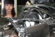 Colisão frontal entre carreta e carro de passeio deixa mulher morta e outro ferido na BR-364