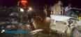 Uma pessoa morre e oito ficam feridas em colisão frontal envolvendo táxi na RO-464