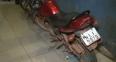 Polícia detém adolescente e amigo com moto roubada na Zona Leste