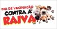 Vacinação contra a raiva é no sábado em Porto Velho