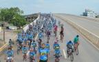 Tradicional passeio ciclístico deve reunir mais de 400 pessoas no aniversário de Ji-Paraná