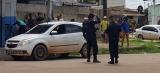 Apenado é executado com vários tiros dentro de carro em Porto Velho ao visitar a mãe