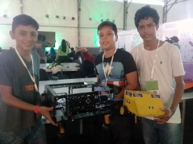 Infoparty: Feira de tecnologia e inovação reúne mais de 7 mil apaixonados por jogos e robótica