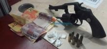 Trio é preso com arma e droga dentro de carro na Zona Leste de Porto Velho