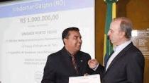 Temer participa de inauguração e credenciamento do Hospital de Câncer em Porto Velho, anuncia Garçon