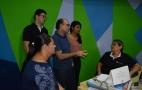 Professores e alunos da Faculdade Fimca visitam redação do Rondoniagora