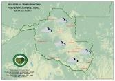 Sipam: mais chuva em Rondônia nesta terça-feira