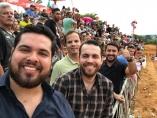 Jean e Márcio Oliveira prestigiam a disputa da 2ª Copa Limero de Motocross MX em Porto Velho