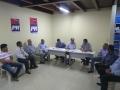 PR discute processo eleitoral e fortalecimento dos diretórios