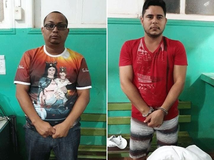 Assessor de deputado e comparsa são presos com cerca de 30 quilos de drogas na BR-425