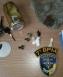 Menores são conduzidos para delegacia após serem flagrados com drogas
