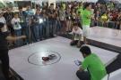 Alunos do Colégio Objetivo garantem 2º lugar em competição de robôs realizada durante a Infoparty