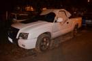 Quadrilha rouba caminhonete e deixa família amarrada em propriedade rural