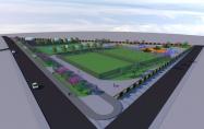 Cedel do bairro Ulisses Guimarães será revitalizado e ganhará campos com grama sintética e natural