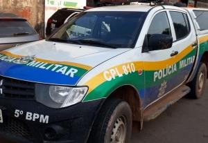 Homem ameaça cortar pescoço da esposa após combustível do carro acabar, em Porto Velho