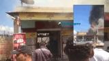 Vídeo: Incêndio na Rua Tenreira Aranha, em Porto Velho deixa uma vítima