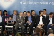 Maurão prestigia a inauguração do Hospital de Câncer da Amazônia