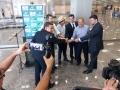 Luiz Cláudio agradece apoio da Infraero ao atender pedido de instalação de conectores no aeroporto de Porto Velho