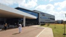 Temer inaugura Hospital de Câncer e se reúne com empresários em Porto Velho