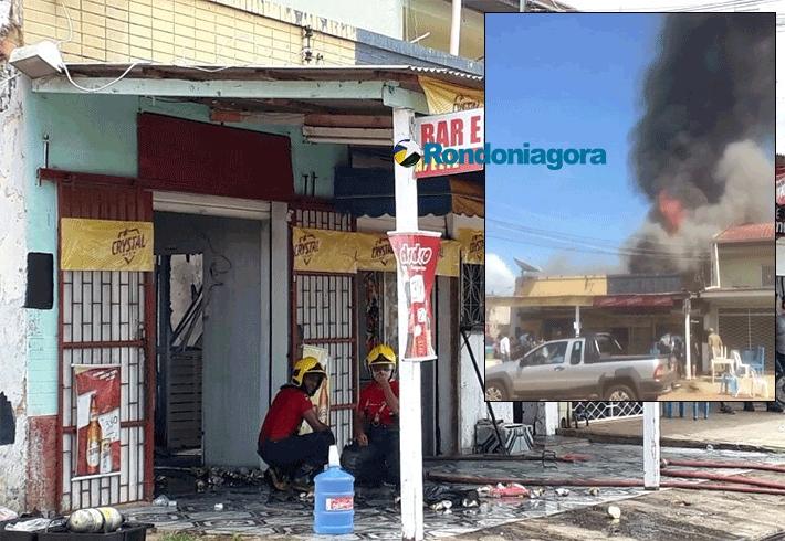 Vídeo: Bombeiros confirmam vítima fatal de 86 anos em incêndio na Capital