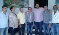 Jean reivindica encascalhamento e patrolamento de travessões em Nova Brasilândia