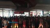 Vídeo: Centenas de pessoas disputam produtos durante a madrugada da Black Friday em Porto Velho