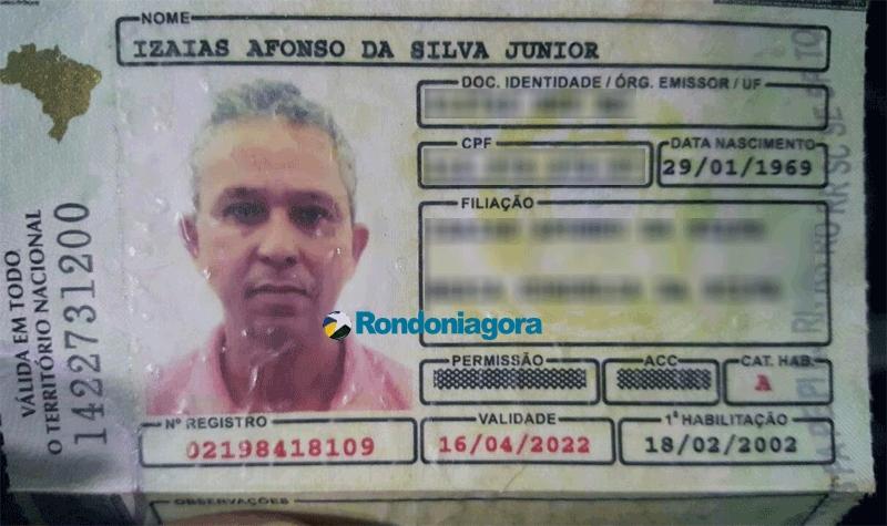 Dono de oficina é morto em Porto Velho com facada no pescoço