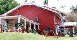 Casa do Papai Noel recebe últimos ajustes para receber visitantes em Ji-Paraná