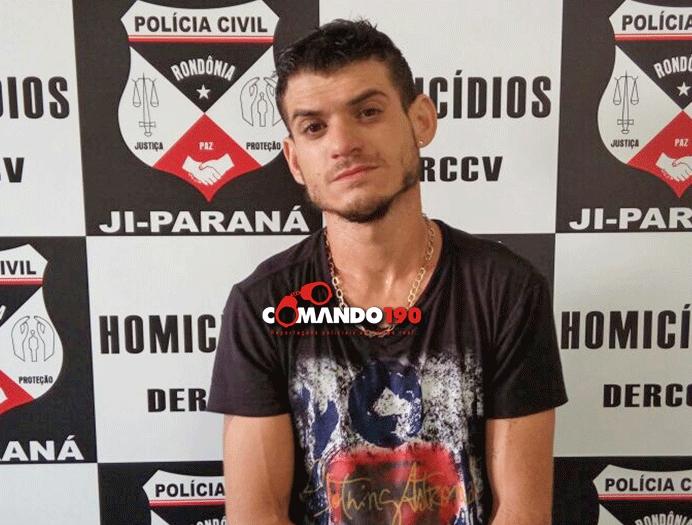 Polícia prende homem acusado de matar desafeto e incendiar corpo às margens do Rio Machado