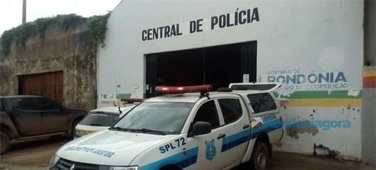 Agentes controlam princípio de motim no Presídio Urso Panda em Porto Velho